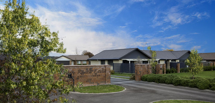 Located in the beautiful Central Hawkes Bay, Henry Russell Estate offers freehold lifestyle homes within a secure gated community village with sections available for sale now.
